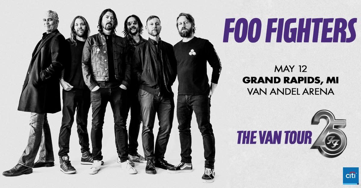 Foo Fighters | Music in Grand Rapids, MI