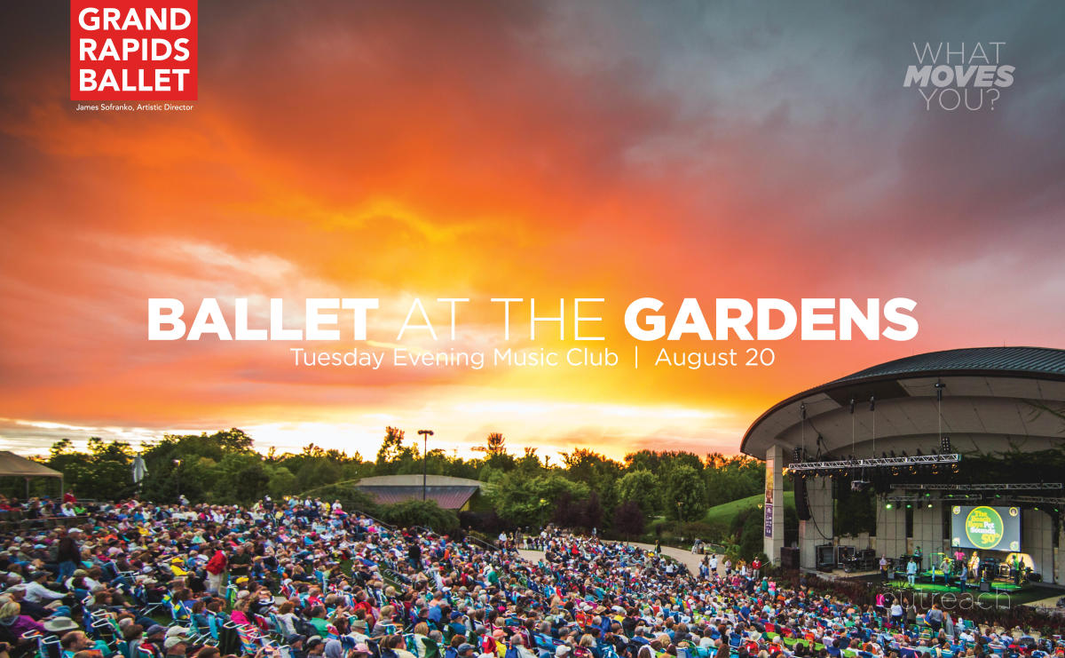 Ballet at the Gardens | Theatre/Performing Arts in Grand Rapids, MI