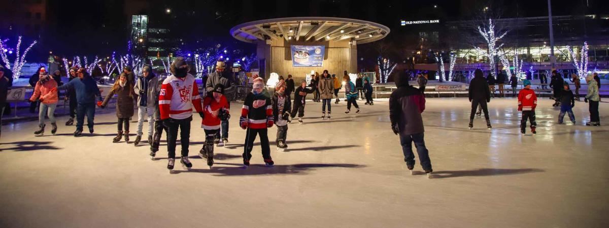 The Great Skate Winterfest 2020 | Sporting Events in Grand Rapids, MI