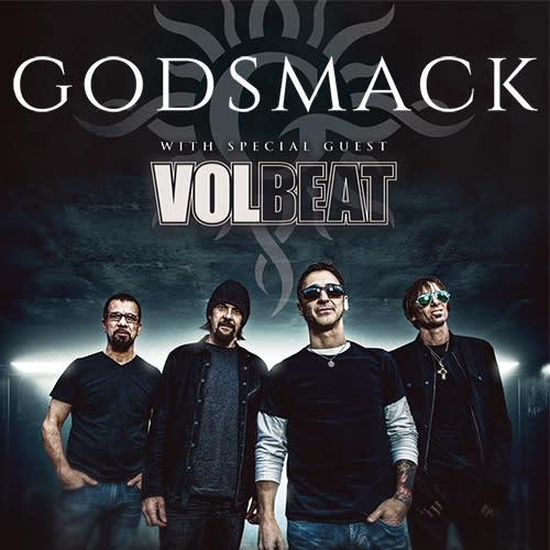 Godsmack featuring Volbeat   Music in Grand Rapids, MI
