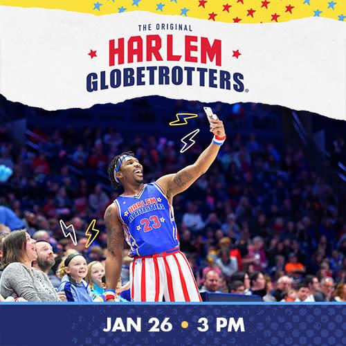 Harlem Globetrotters | Sporting Events in Grand Rapids, MI