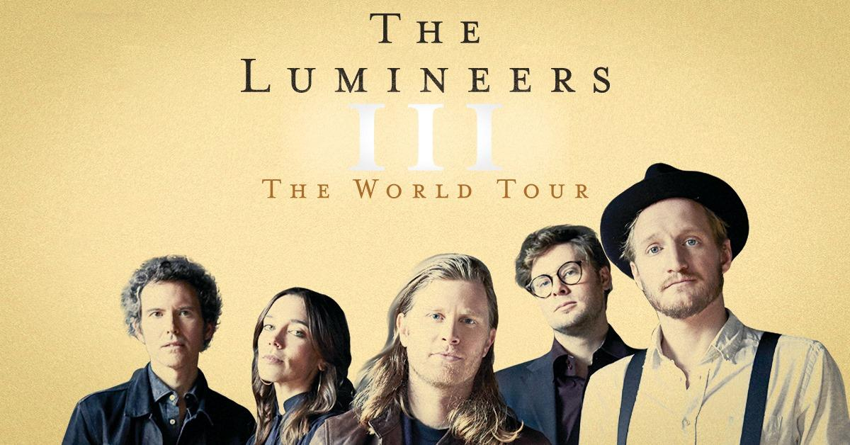 The Lumineers III The World Tour | Music in Grand Rapids, MI