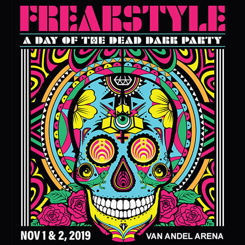 Bassnectar: Freakstyle a Day of the Dead Dark Party   Music in Grand Rapids, MI