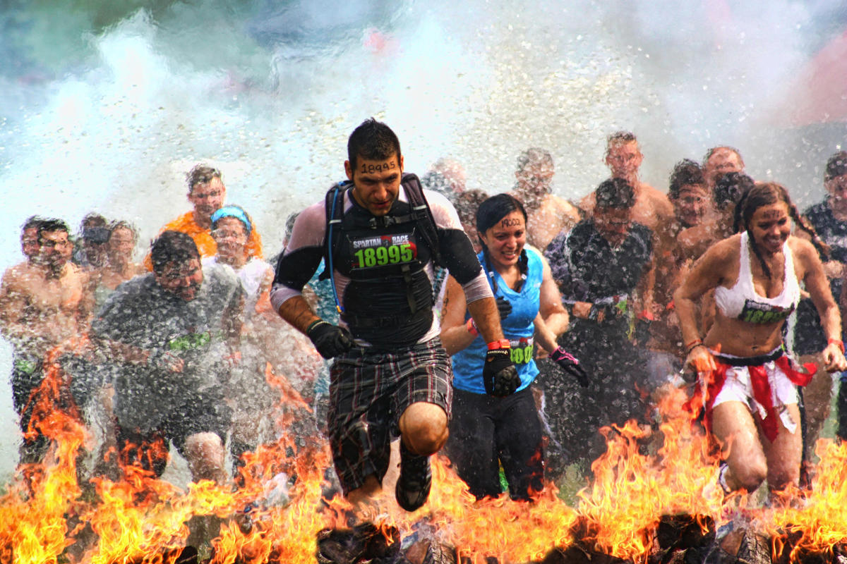 Spartan Race Las Vegas >> Las Vegas Super Sprint Weekend Spartan Race Littlefield