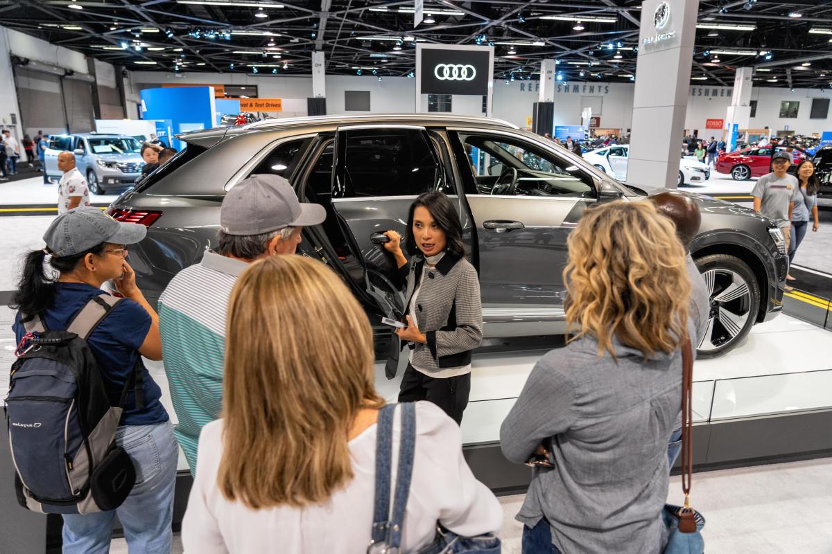 2019 Northeast International Auto Show