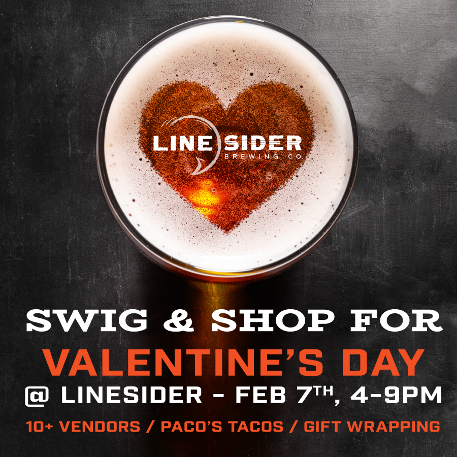 Swig & Shop Valentine's Shopping Event