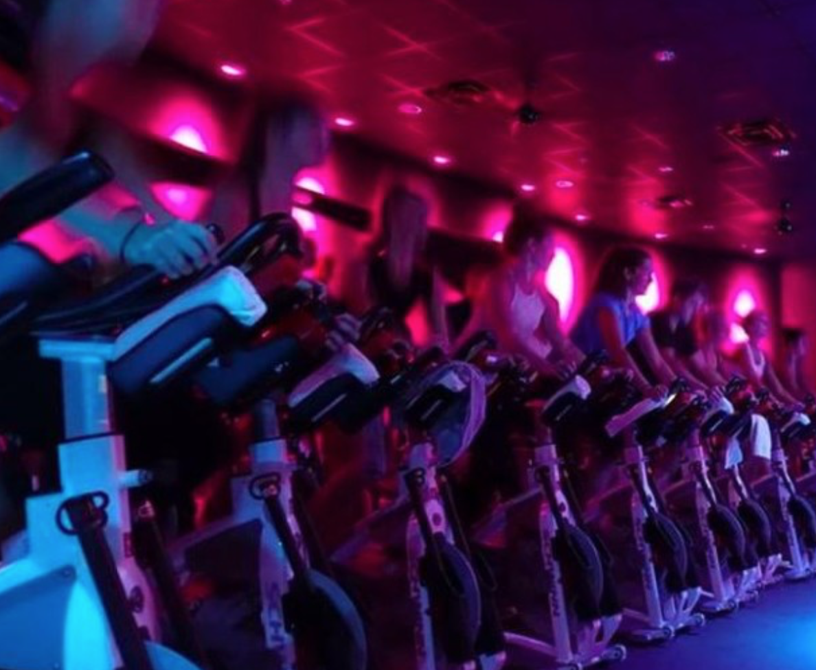 SpinRaiser at CycleBar Providence