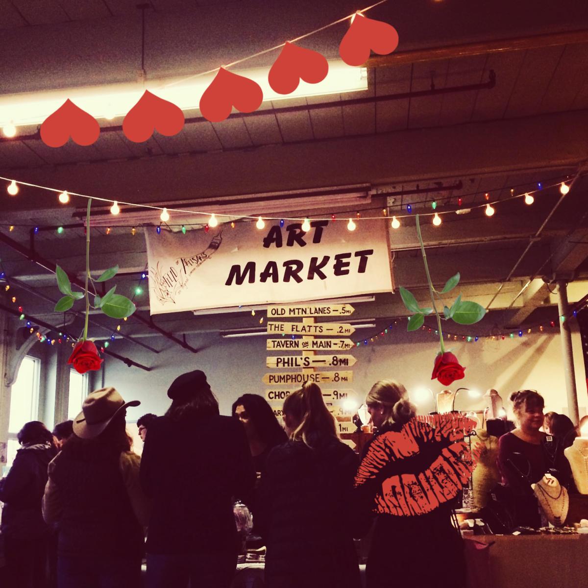 Valentine's Day Artisans Market