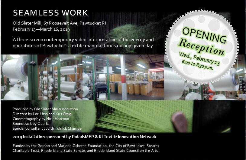 """Seamless Work"" Video Exhibition"
