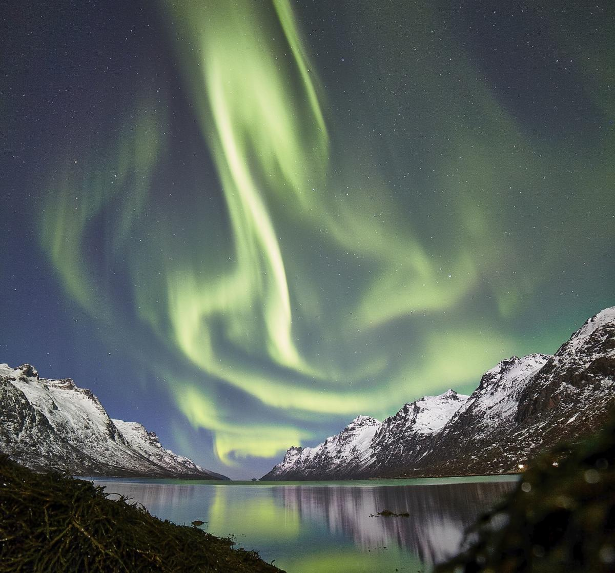 tromso auroras boreales