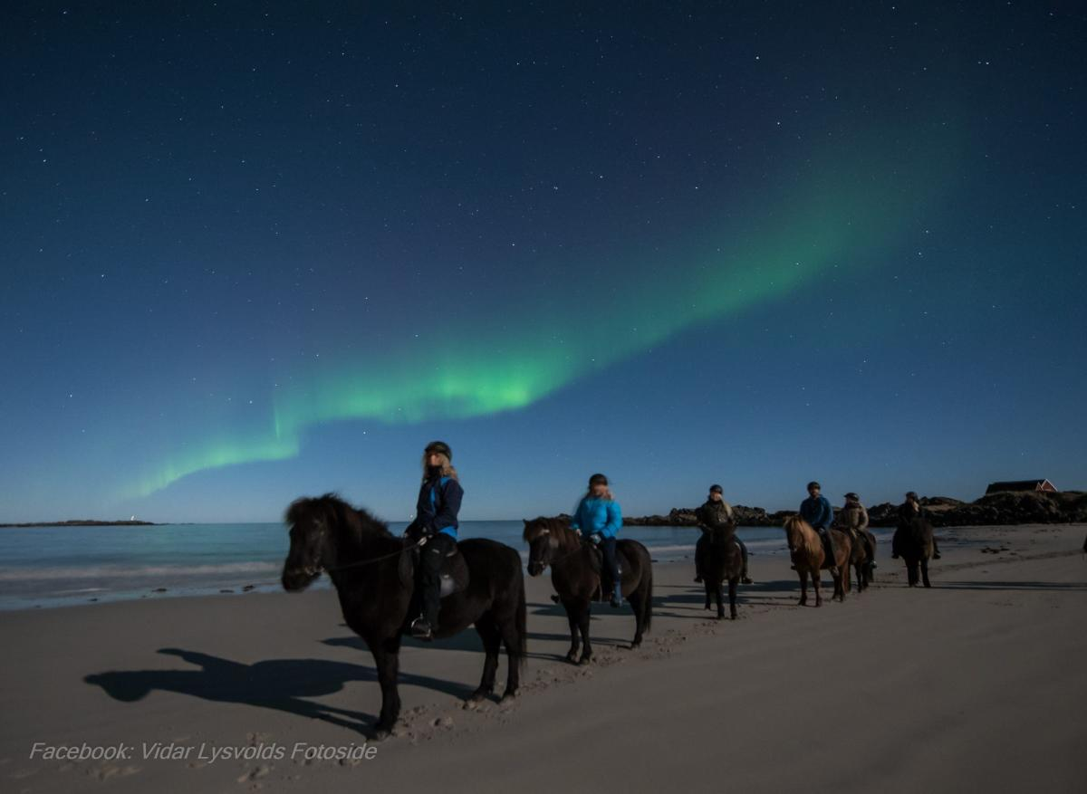 Northern Lights Riding Tour
