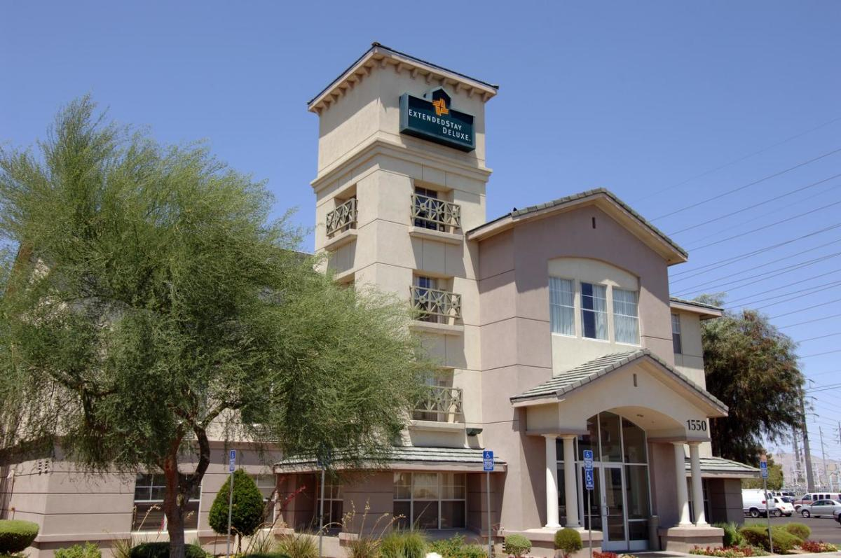 Extended Stay Hotels Las Vegas