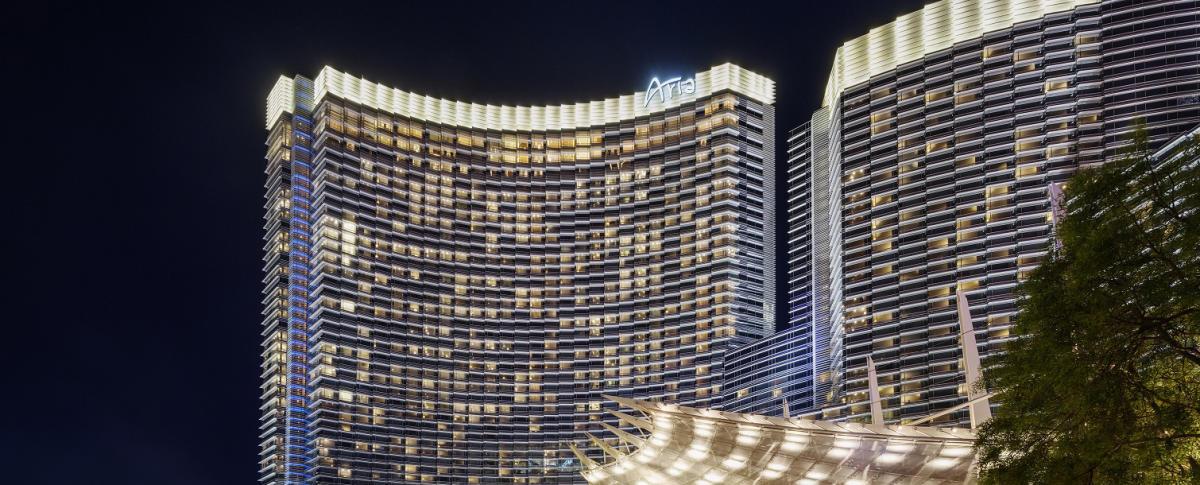 aria casino boston