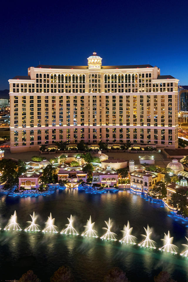 Bellagio Hotel Address