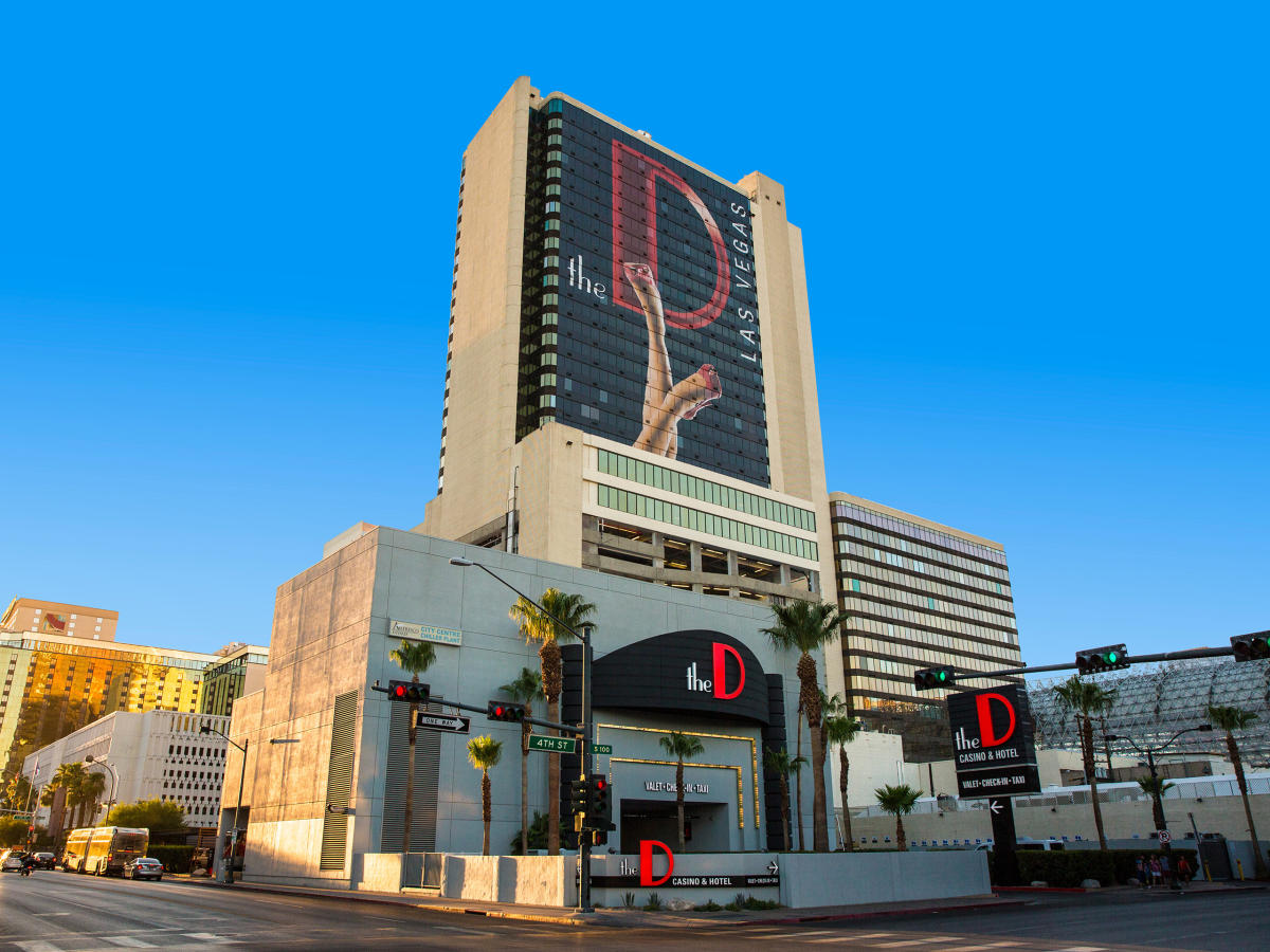 Casino D Las Vegas