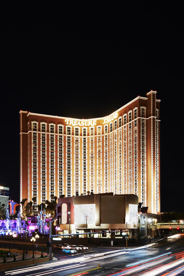 Treasure Island Casino Las Vegas