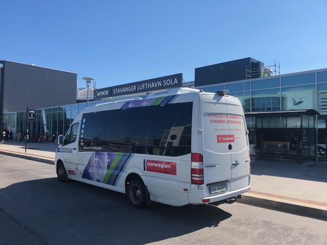 Pris Flybuss Stavanger Sola