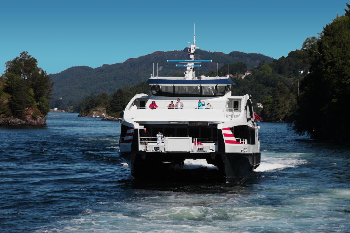 Express Båt Bergen
