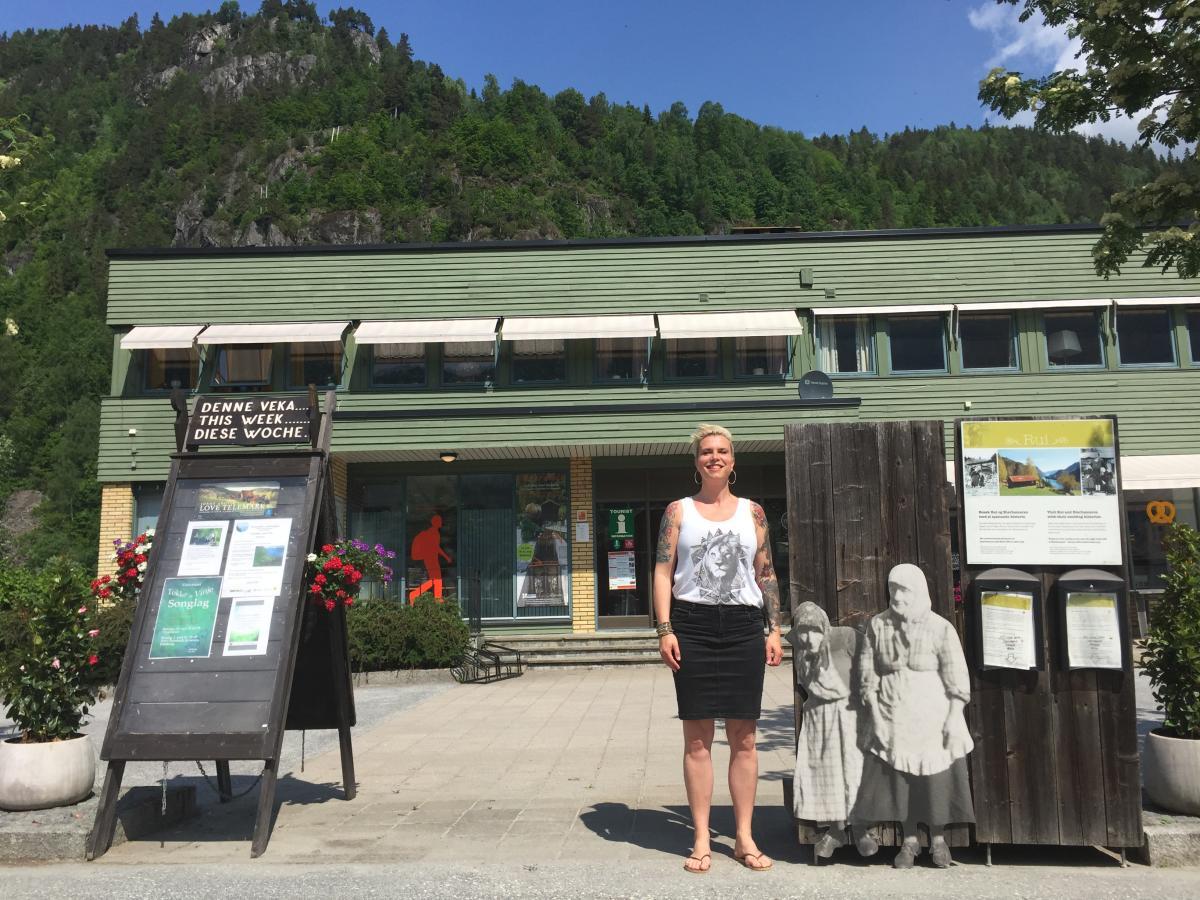 Office du tourisme de dalen - Office de tourisme norvege ...