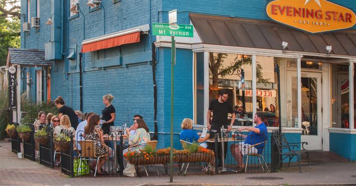 Evening Star Cafe Alexandria Va 22301
