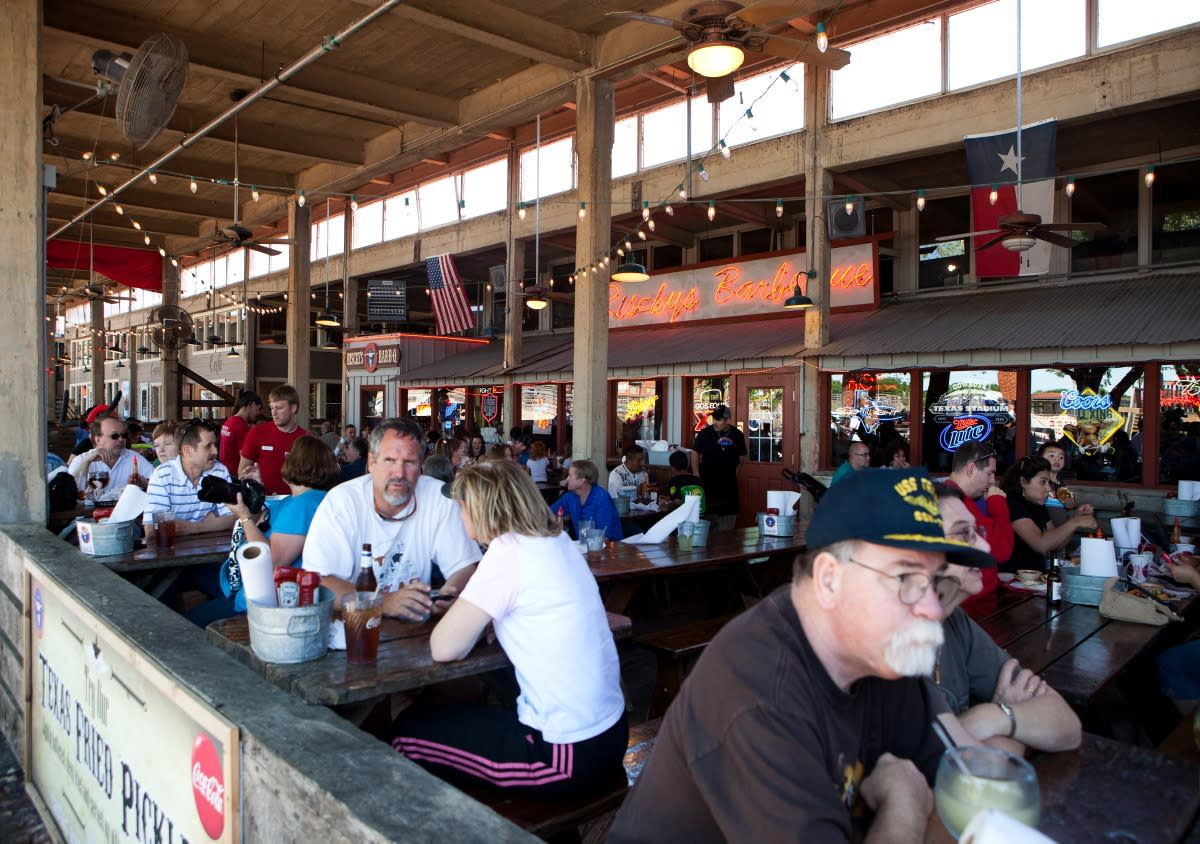 Riscky's Barbeque - Stockyards | Fort Worth, TX 76164-8203
