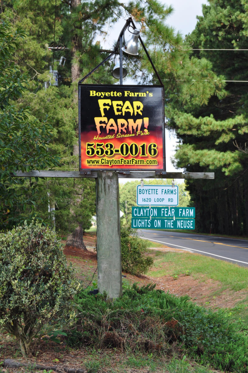 clayton fear farm