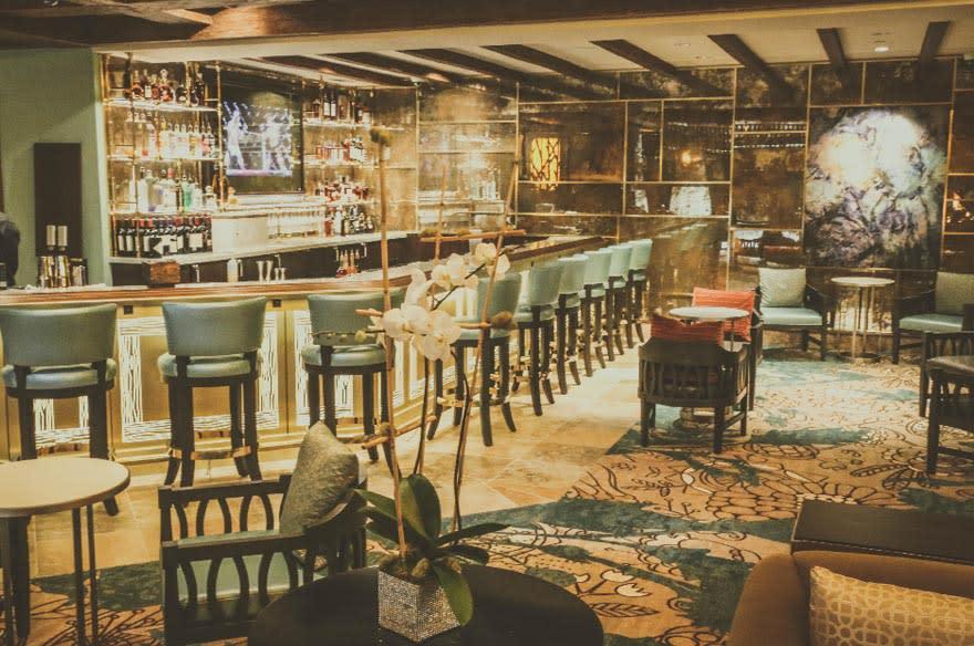 the l bar