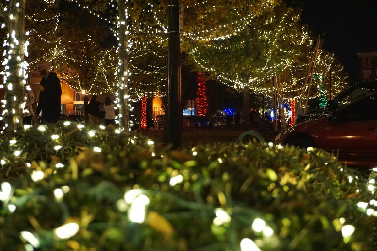 main street christmas light show extravaganza 2018