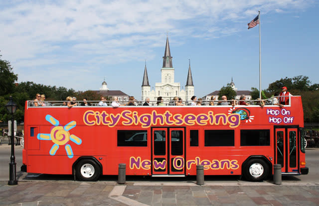 City Sightseeing Hop-On Hop-Off Tour