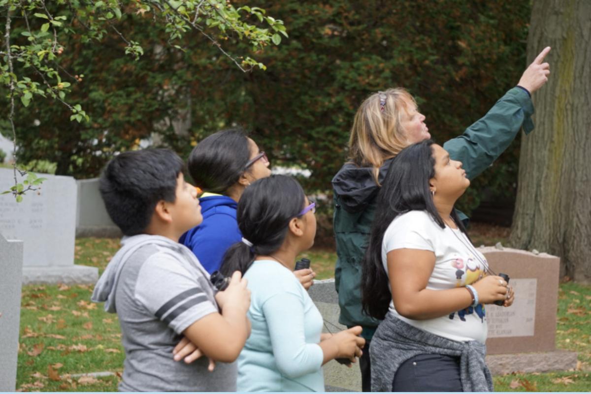 Audubon Society: Citizens Bank Free Family Fun Day