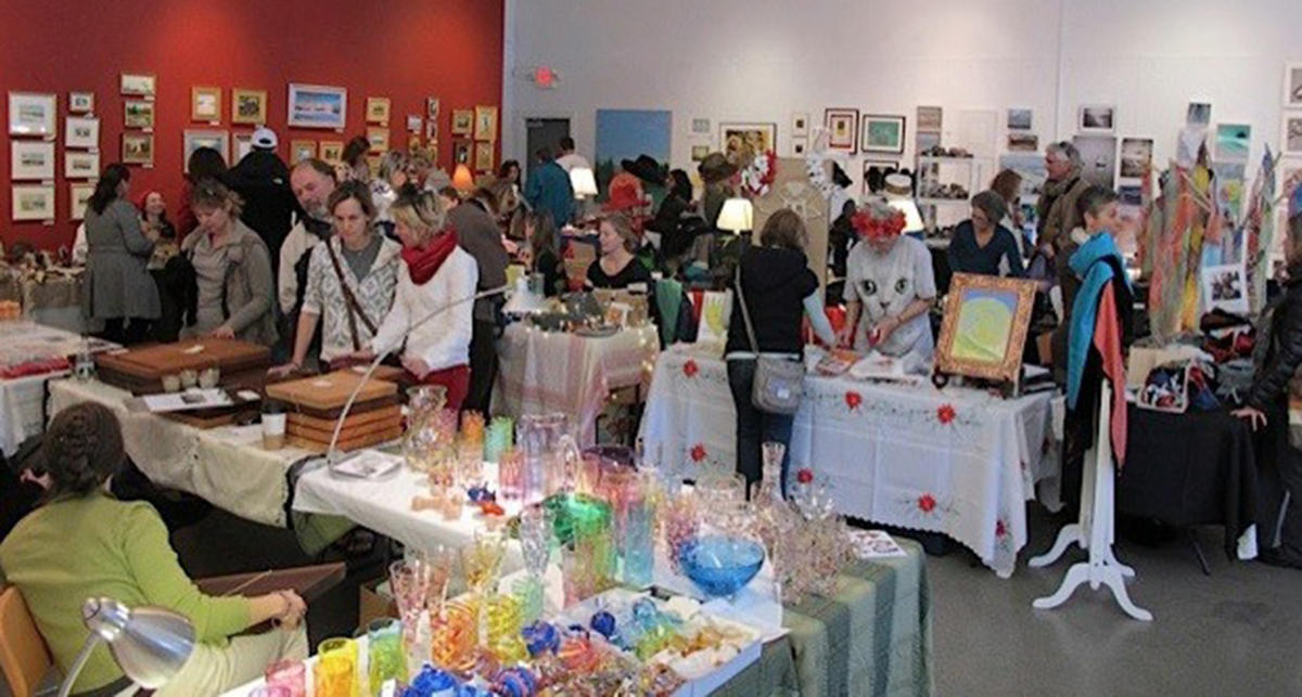Jamestown Arts Center Holiday Arts Market