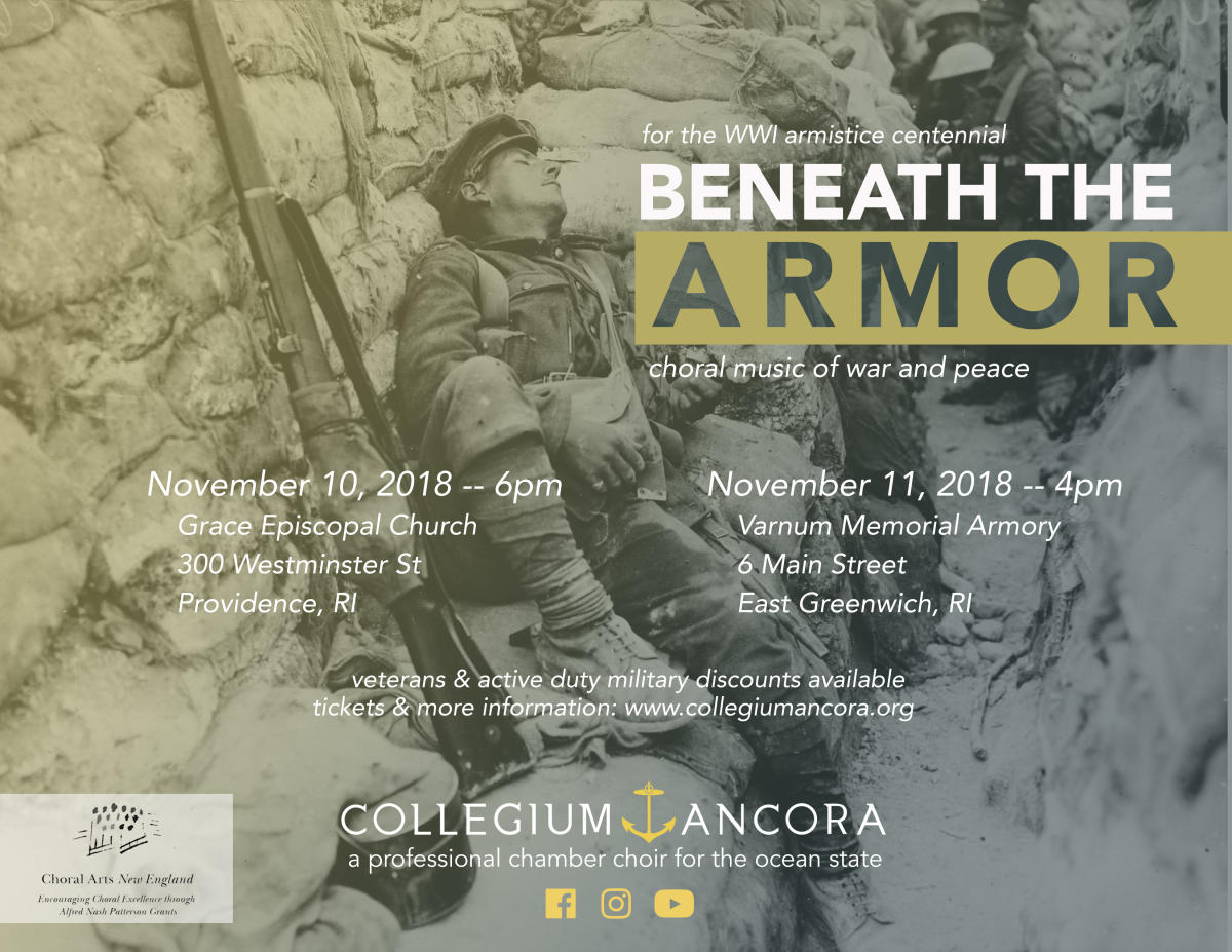 Beneath the Armor: Songs of War and Peace
