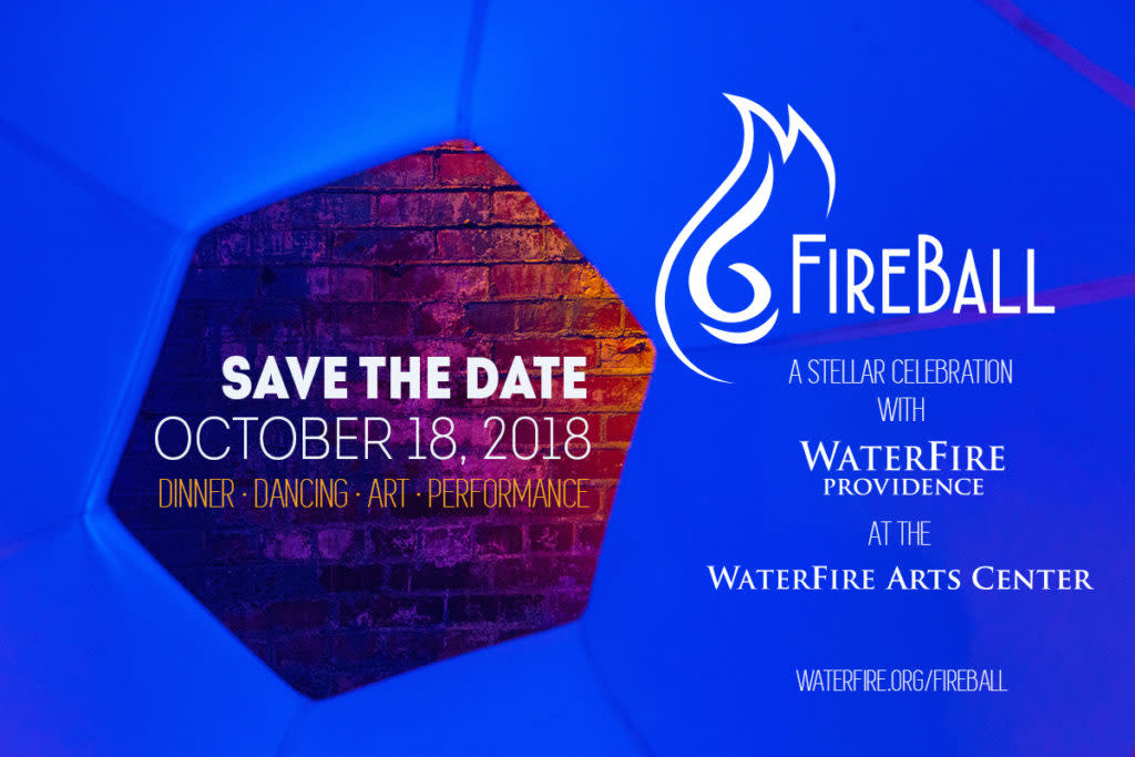 FireBall at the WaterFire Arts Center