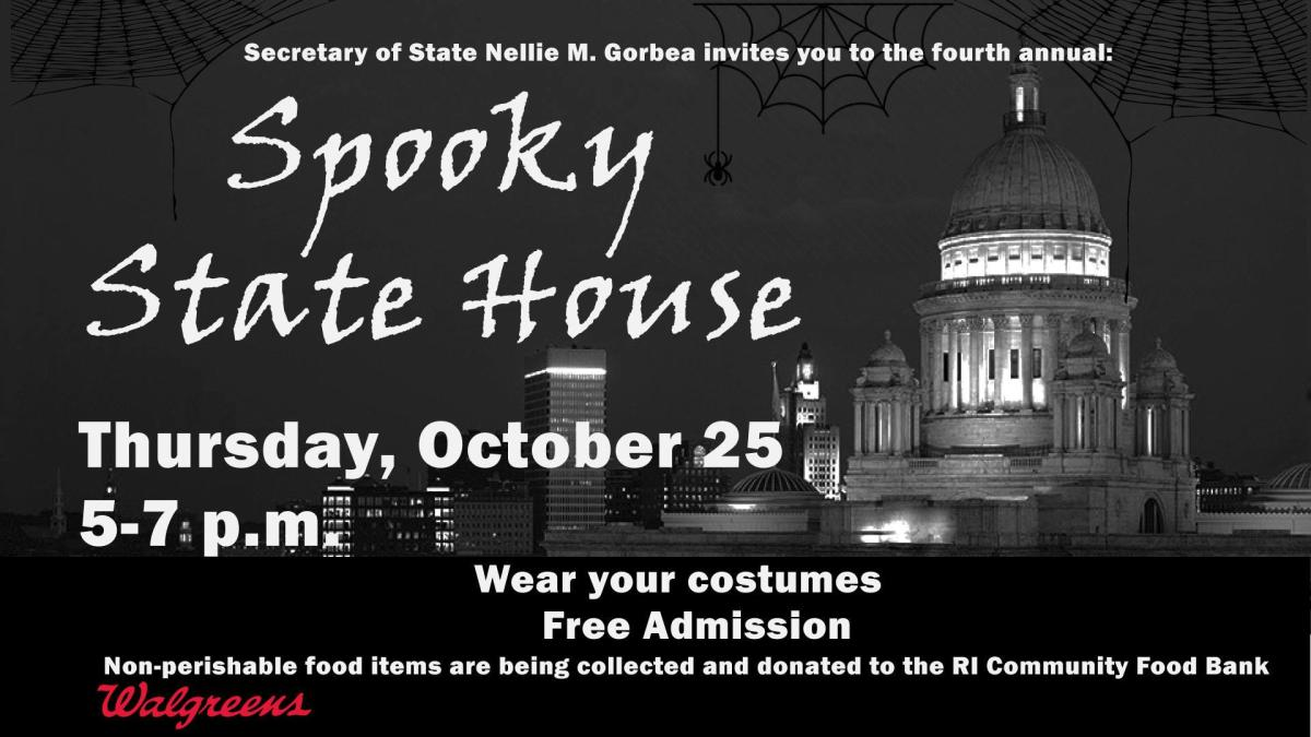 Spooky State House