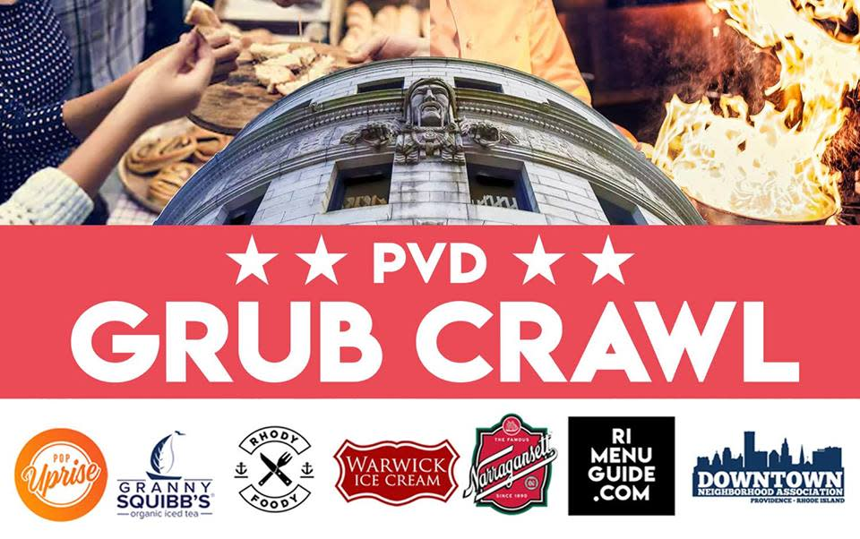 PVD Grub Crawl