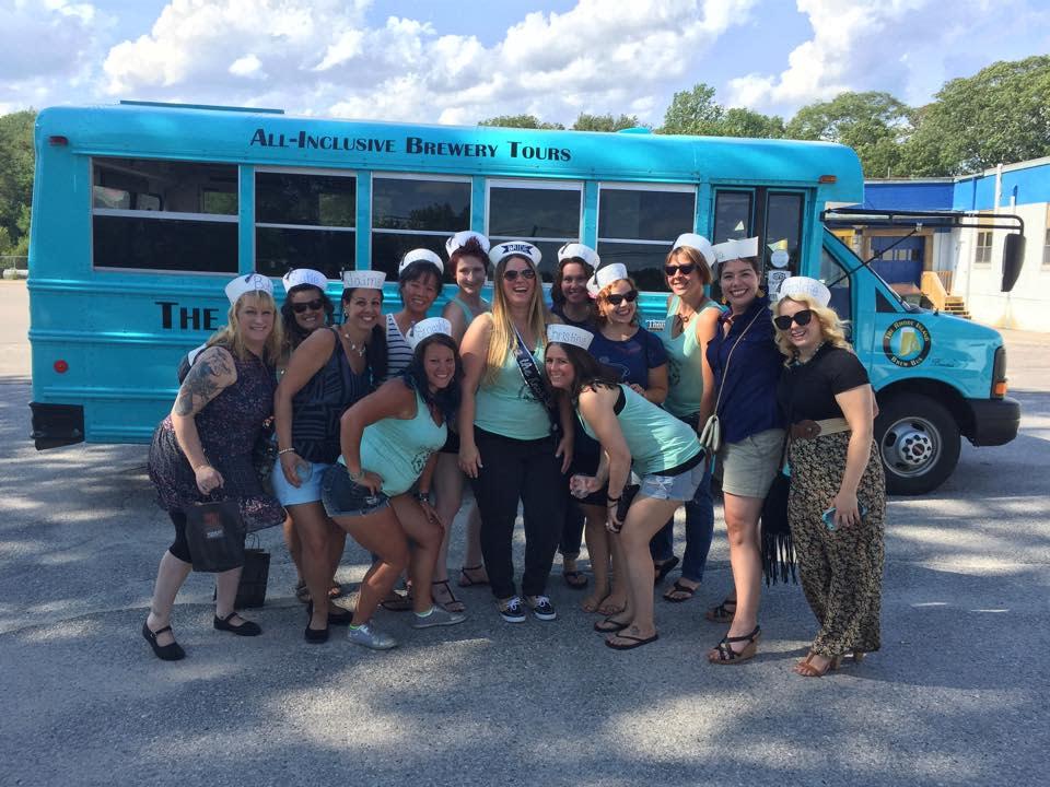 Brewery Bus Tour - Beereakfast