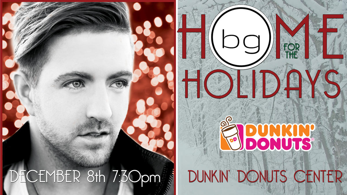 Billy Gilman: Home for the Holidays Concert