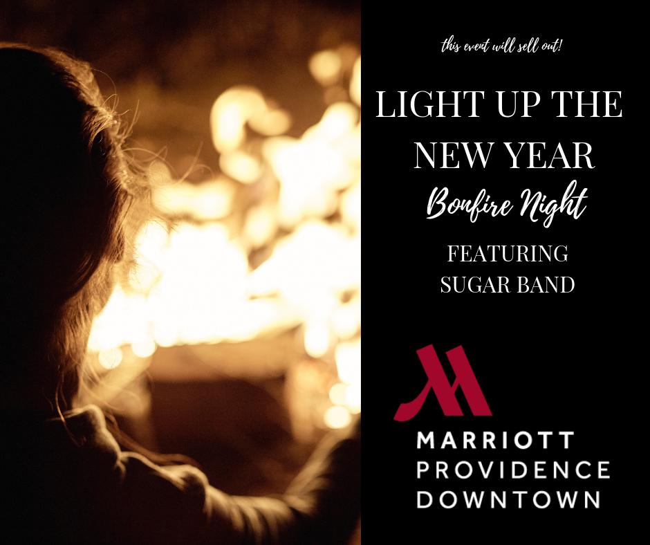 Light Up the New Year - Bonfire Night
