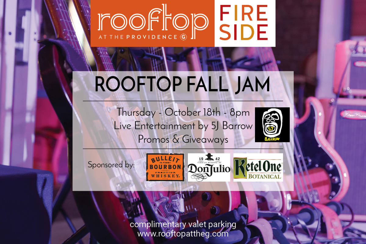 Rooftop Fall Jam
