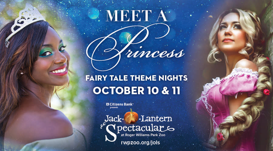 Fairy Tale Nights at the Jack-O-Lantern Spectacular