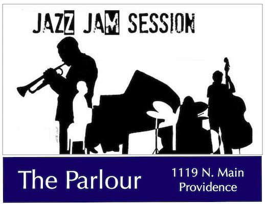 Parlour Jazz Jam - Middle Eastern Jazz