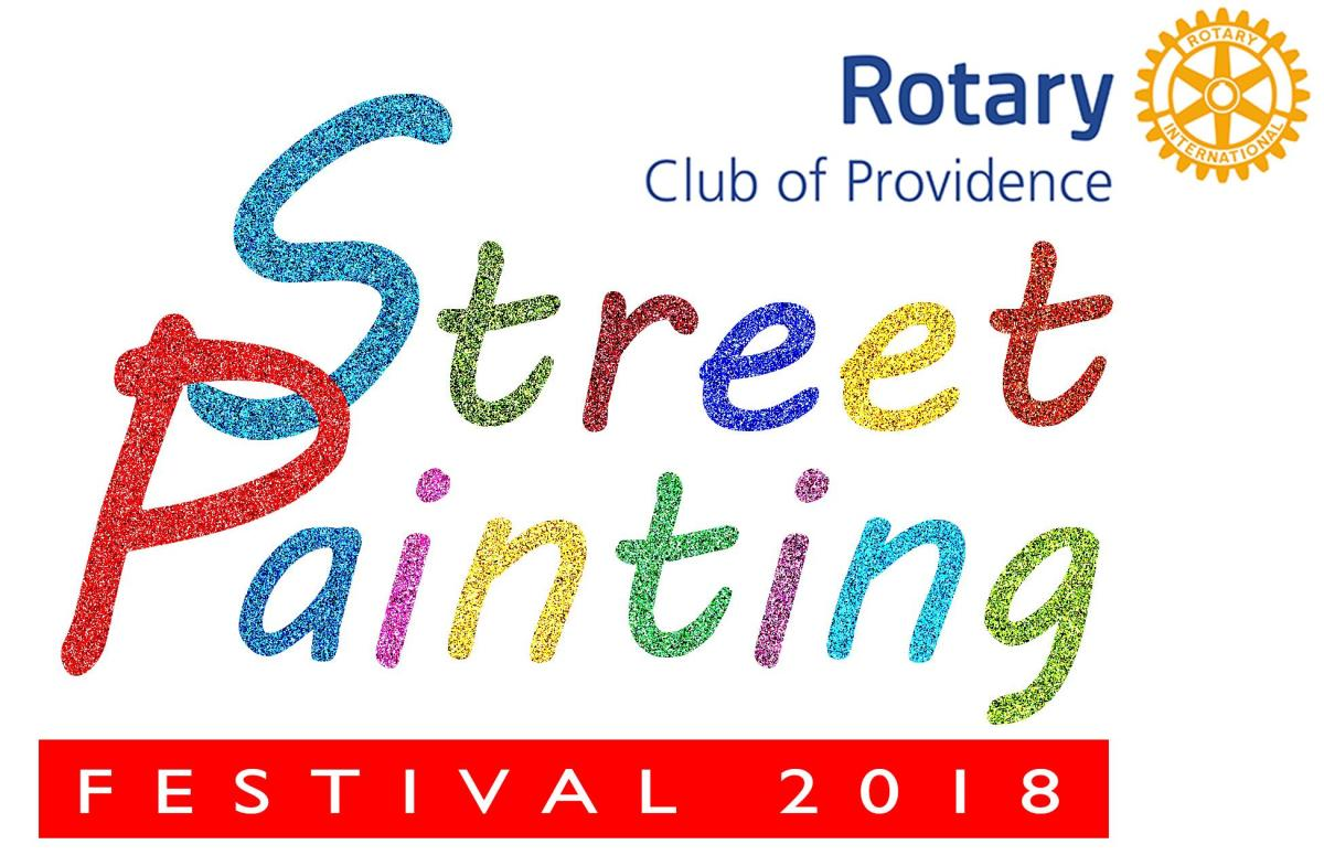 Providence Rotary Street Painting Festival