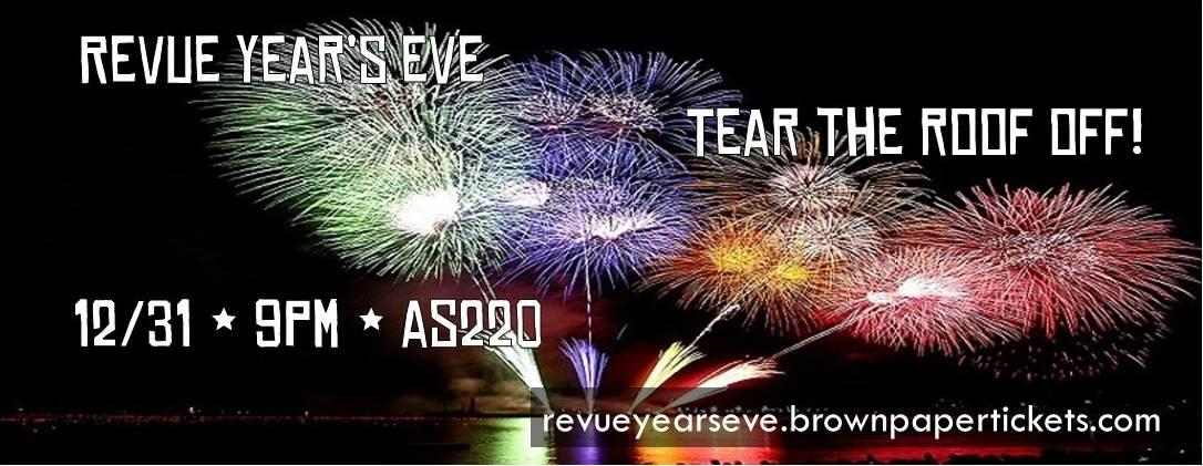 AS220 Revue Year's Eve; Tear the Roof Off!