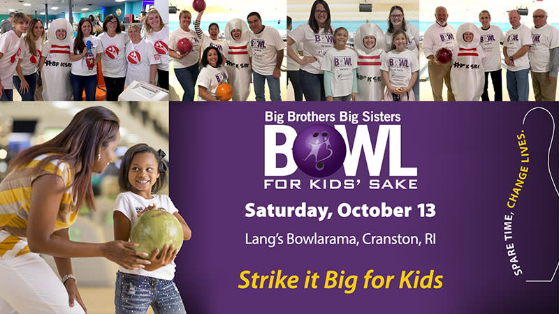 Big Brothers Big Sisters of the Ocean State Bowl for Kids Sake