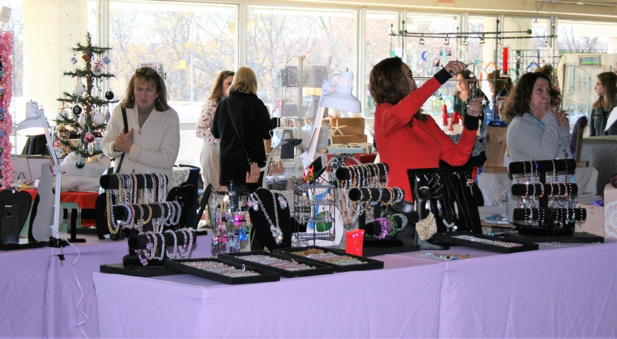 Ocean State Artisans Holiday Show 2018