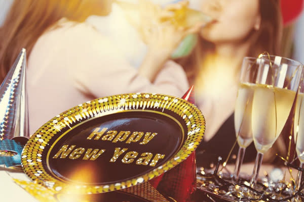New Year's Eve at the Bluefin Grille