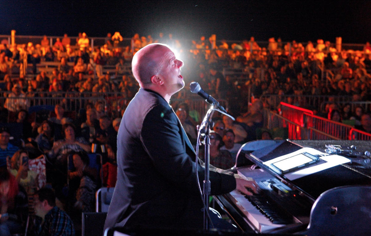The Billy Joel Experience: Songs in the Attic