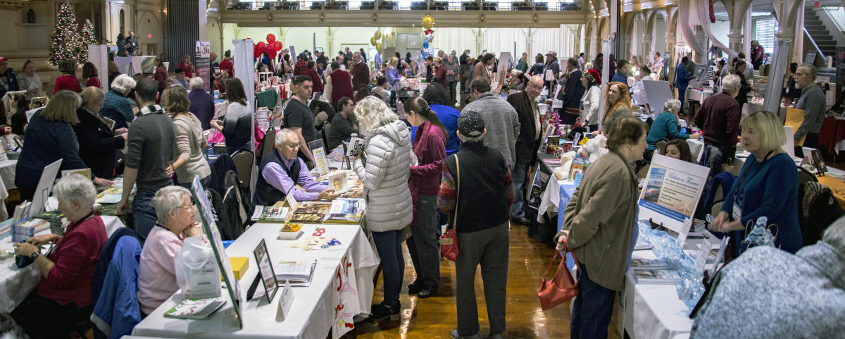 6th Annual Rhode Island Author Expo