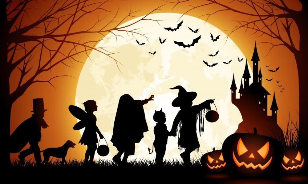Children's Halloween at the Library & The Towers