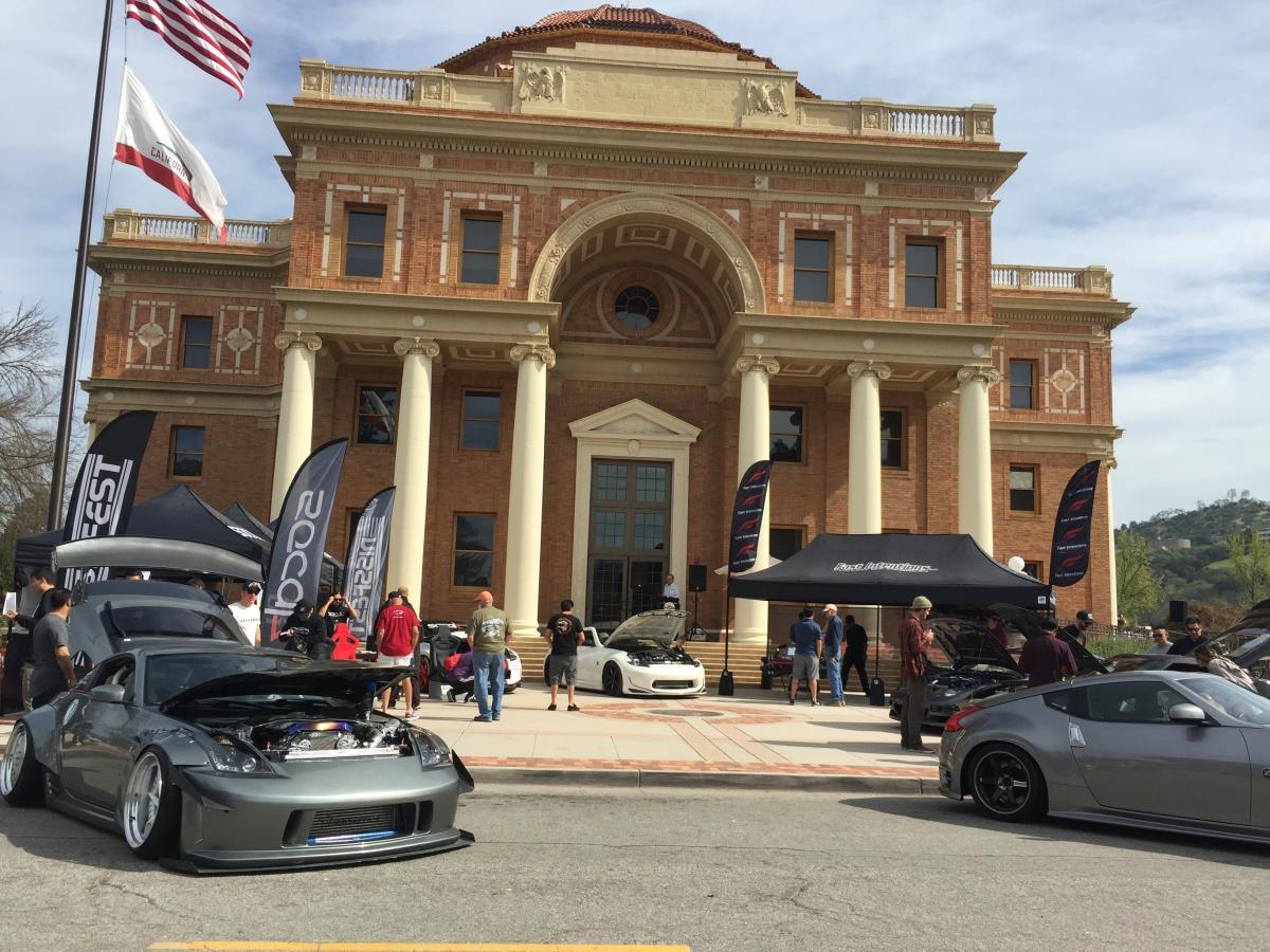 Th Annual Z Day California Car Show Atascadero CA - San miguel car show 2018